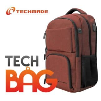 TECHBAG-O-RED